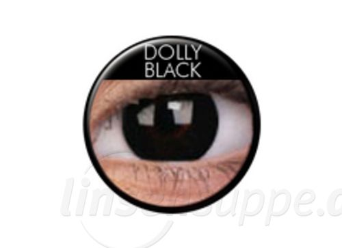 ColourVUE - Big Eyes Dolly Black Toric