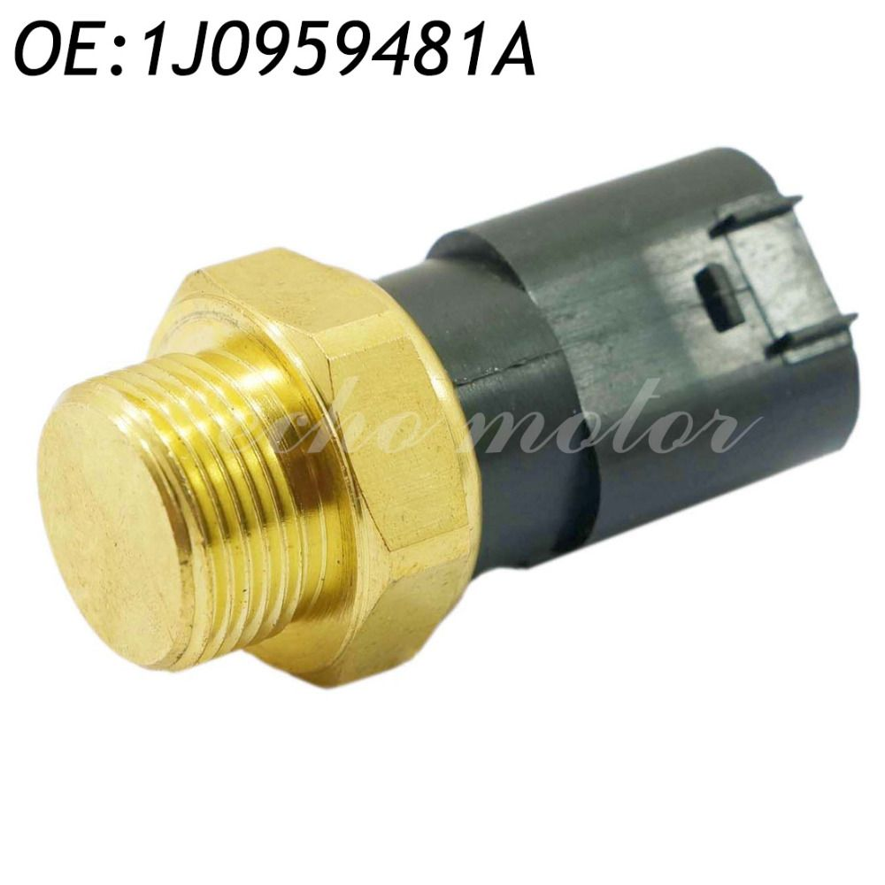 New Engine Cooling Fan Switch For Vw Beetle 2 5l Golf Jetta