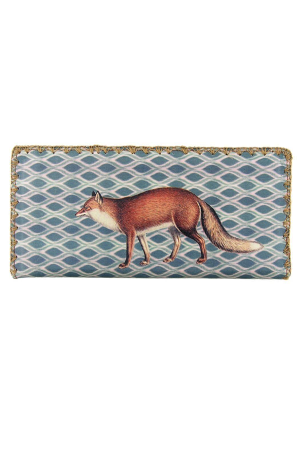 Vegan Fox Wallet - main