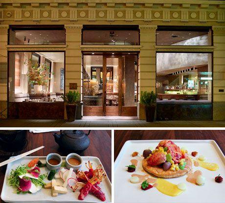 Restaurant Of The Year Michael Mina California Food California Restaurants Restaurant