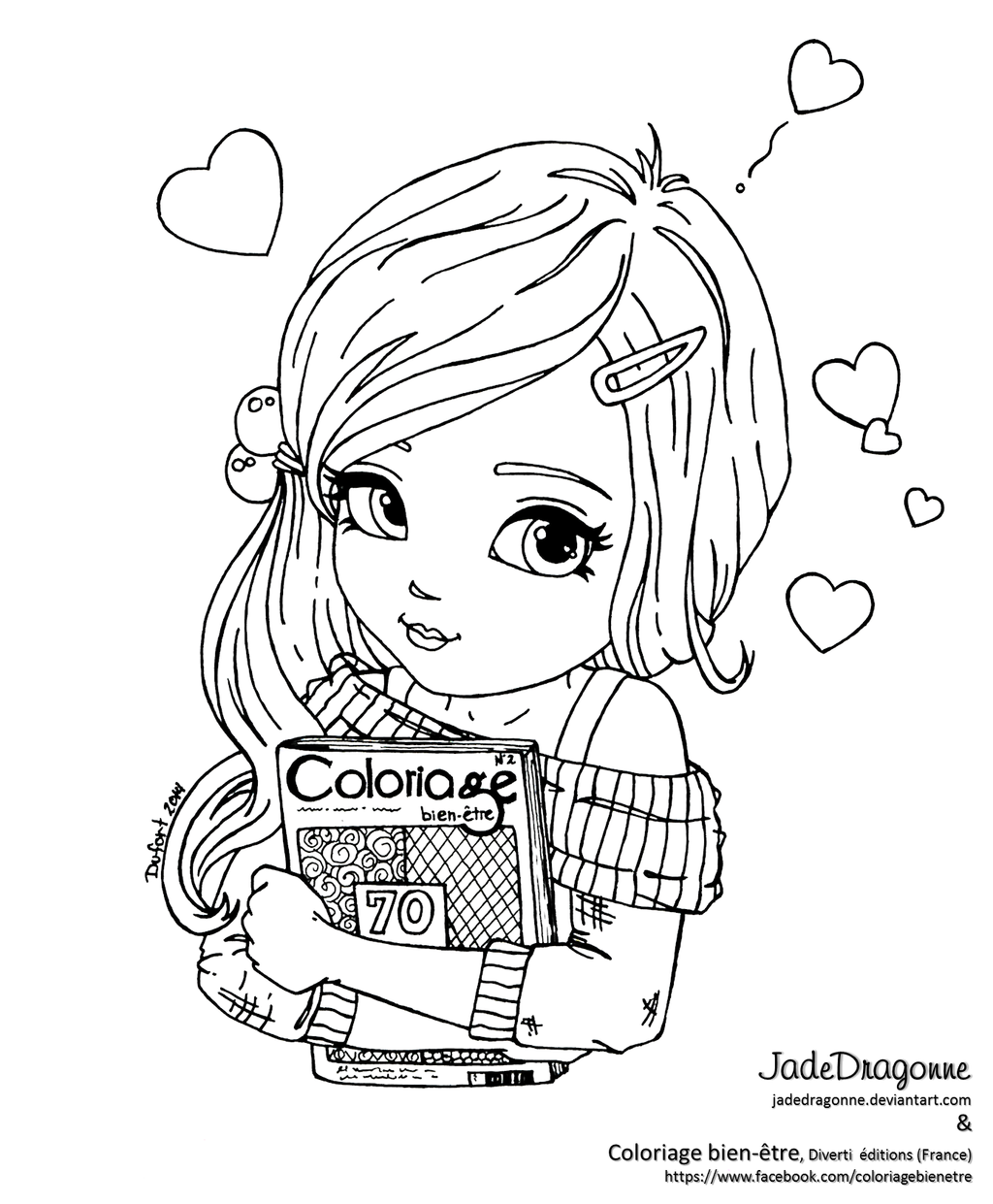 3 marker challenge coloring pages | Coloriage 3 Marker Challenge - Coloriage à imprimer ...