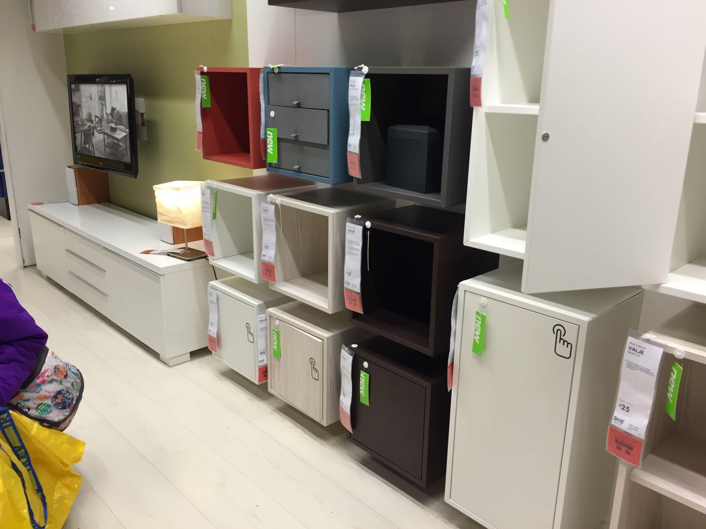 Ikea Valje Wall Units | Ikea, Locker storage, Wall unit