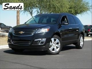 2014 Chevrolet Traverse Ltz Phoenix Az Peoria Glendale