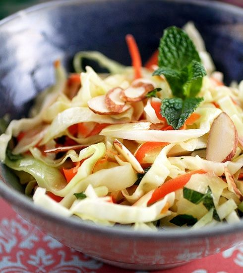 Homemade Coleslaw With Ginger Lime Dressing « Jenn-Fit Blog – Healthy Exercise | Healthy Food | Healthy Living
