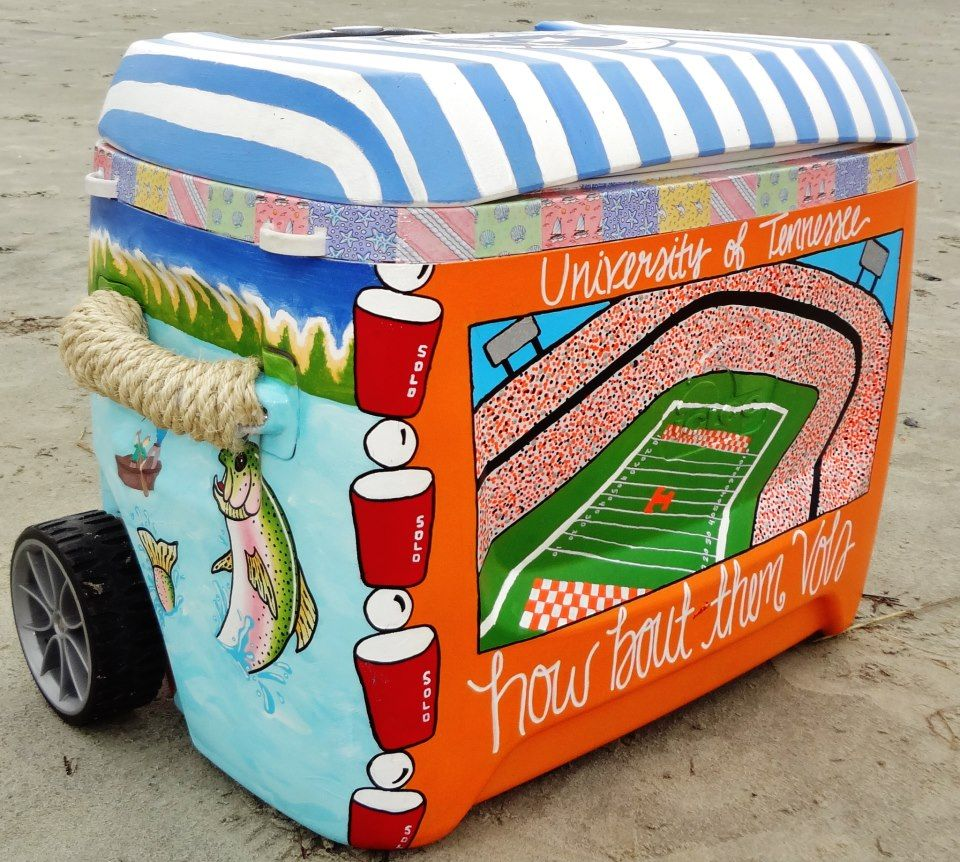 Pin By Monograms Daniel Island On Classy Coolers Cooler Painting Fraternity Coolers Formal Cooler Ideas