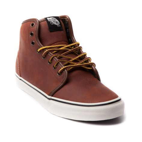 4c67c504f0d Shop for Mens Vans 106 Hi Skate Shoe in Brown at Journeys Shoes. Shop today  for the hottest brands in mens shoes and womens shoes at Journeys.com.