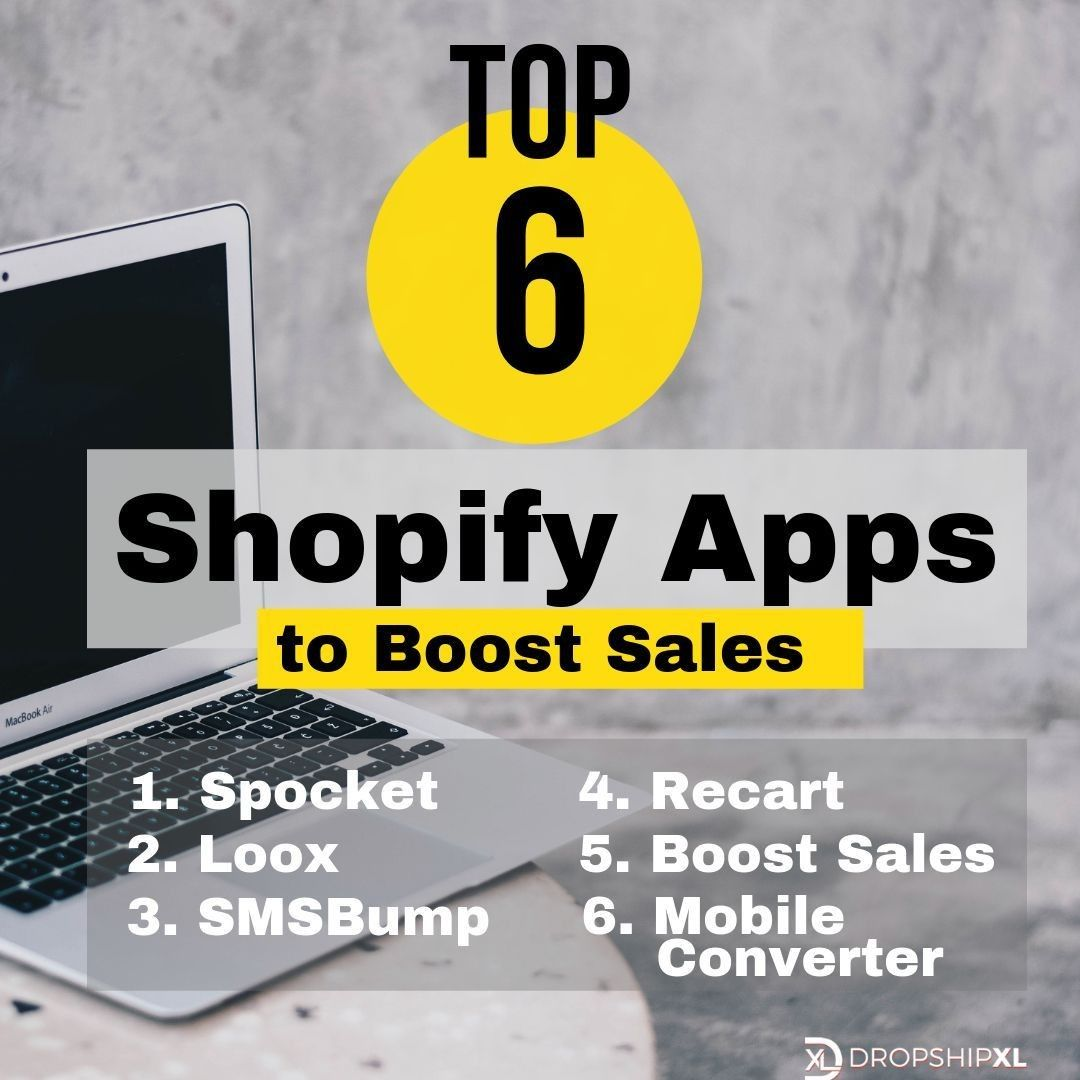 FYI WONDERING WHICH APPS ARE THE BEST FOR YOUR DROPSHIP