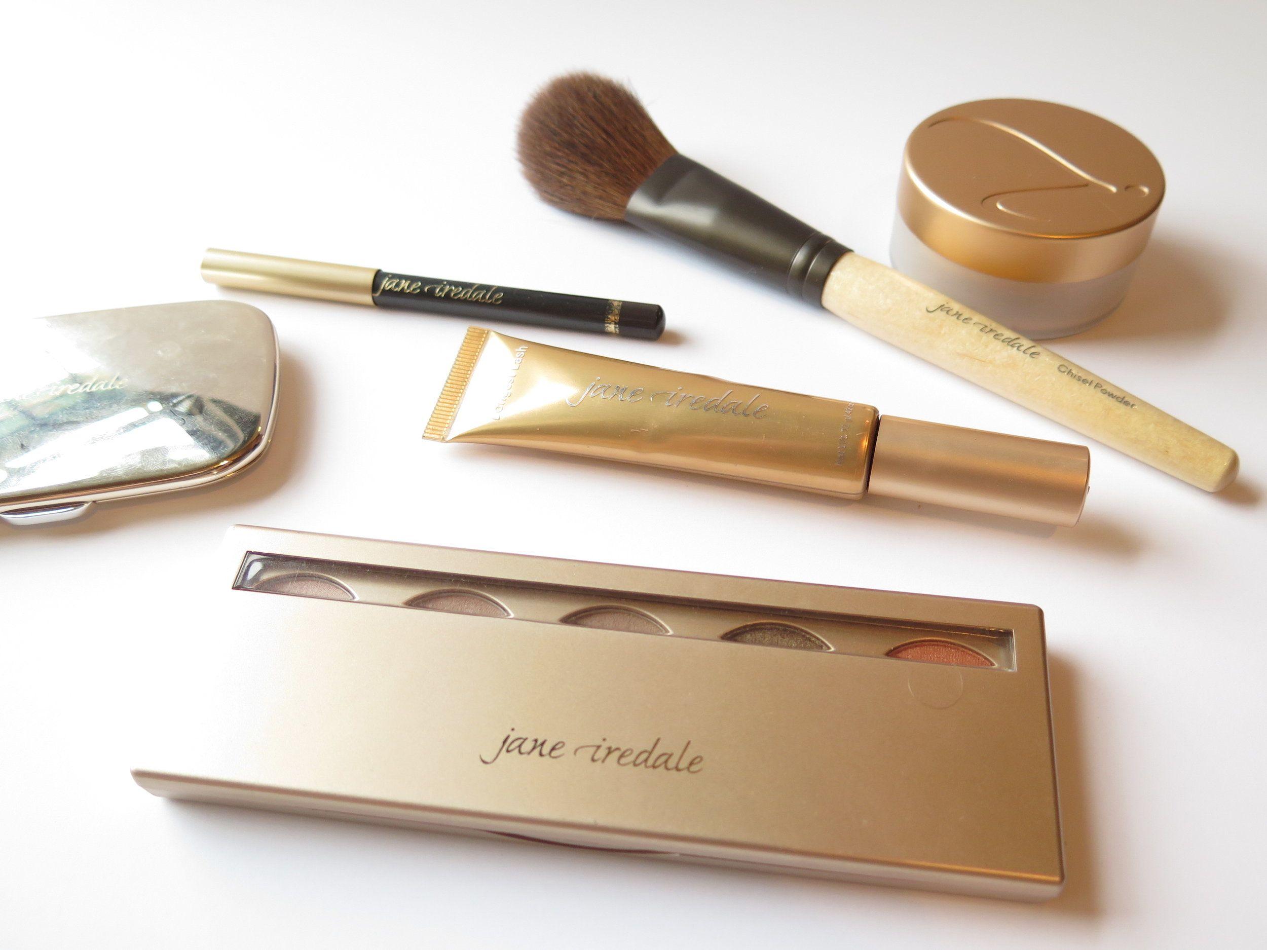 Jane Iredale Makeup Jane iredale makeup, Makeup reviews