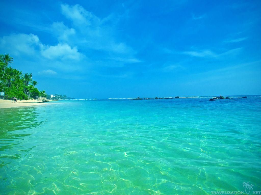 Best Sea Green Around The World In 80 Days Nature Wallpaper 400 x 300
