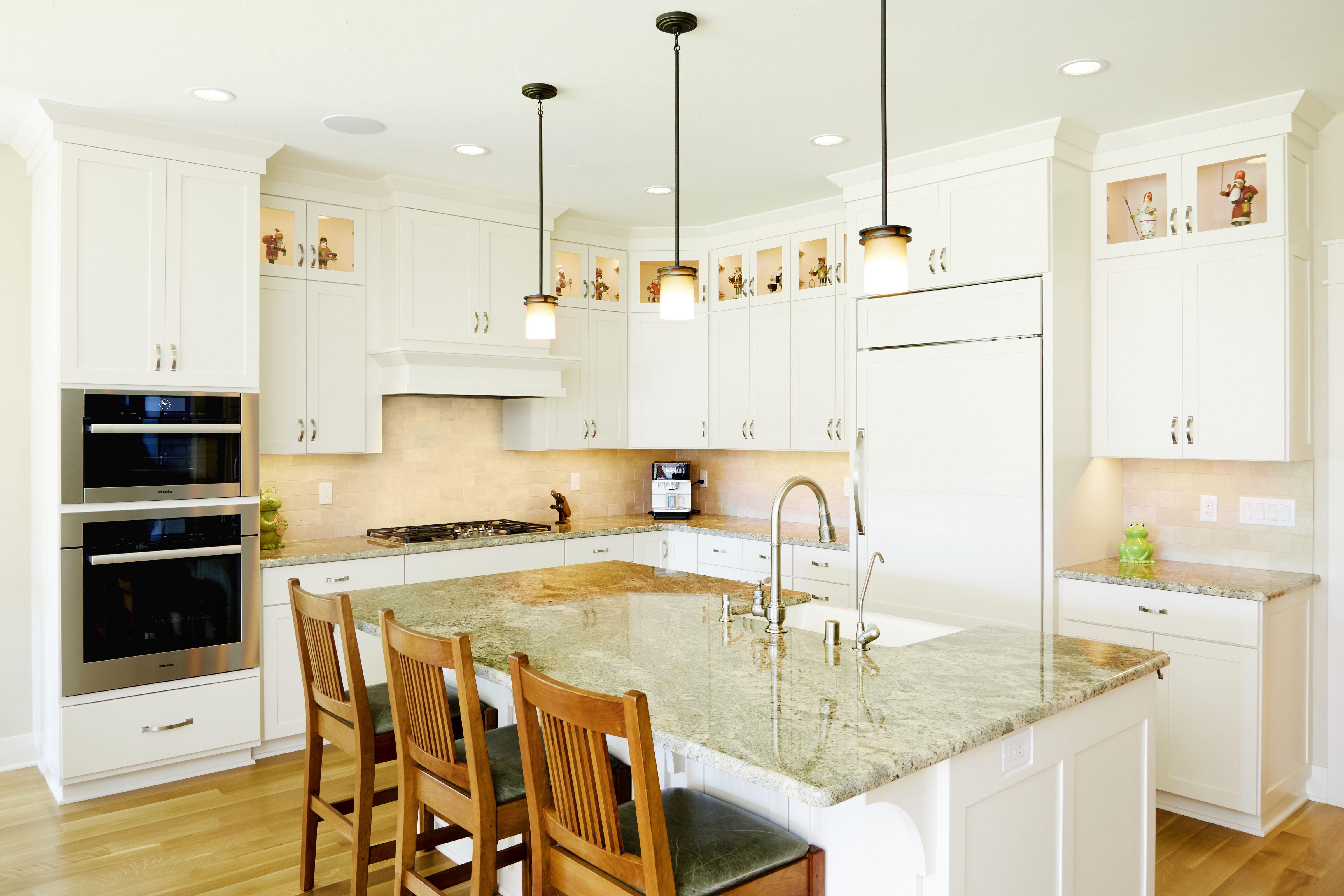 Kitchen By Miller Marriott Home Builders Kitchen Custom Homes