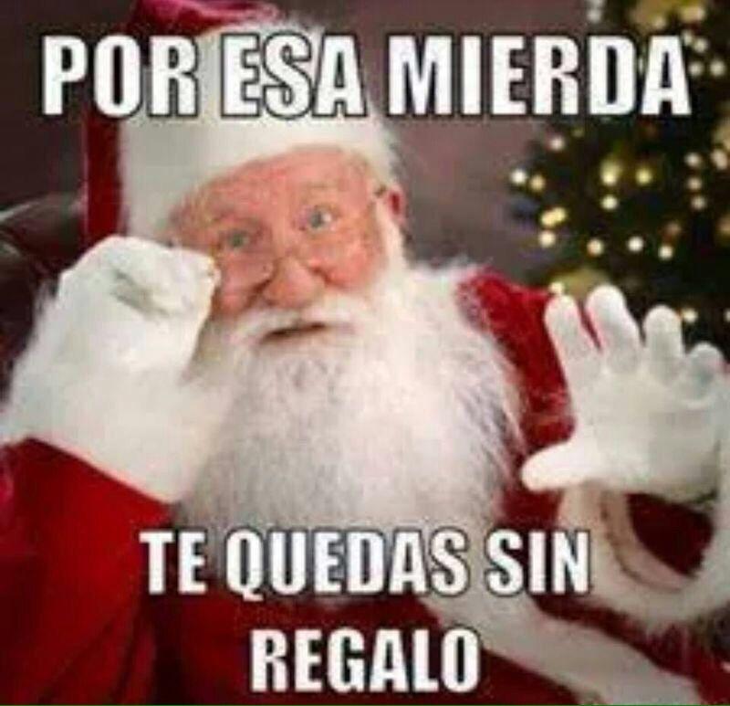 Escucho Meme De Navidad Navidad Divertida Memes Divertidos