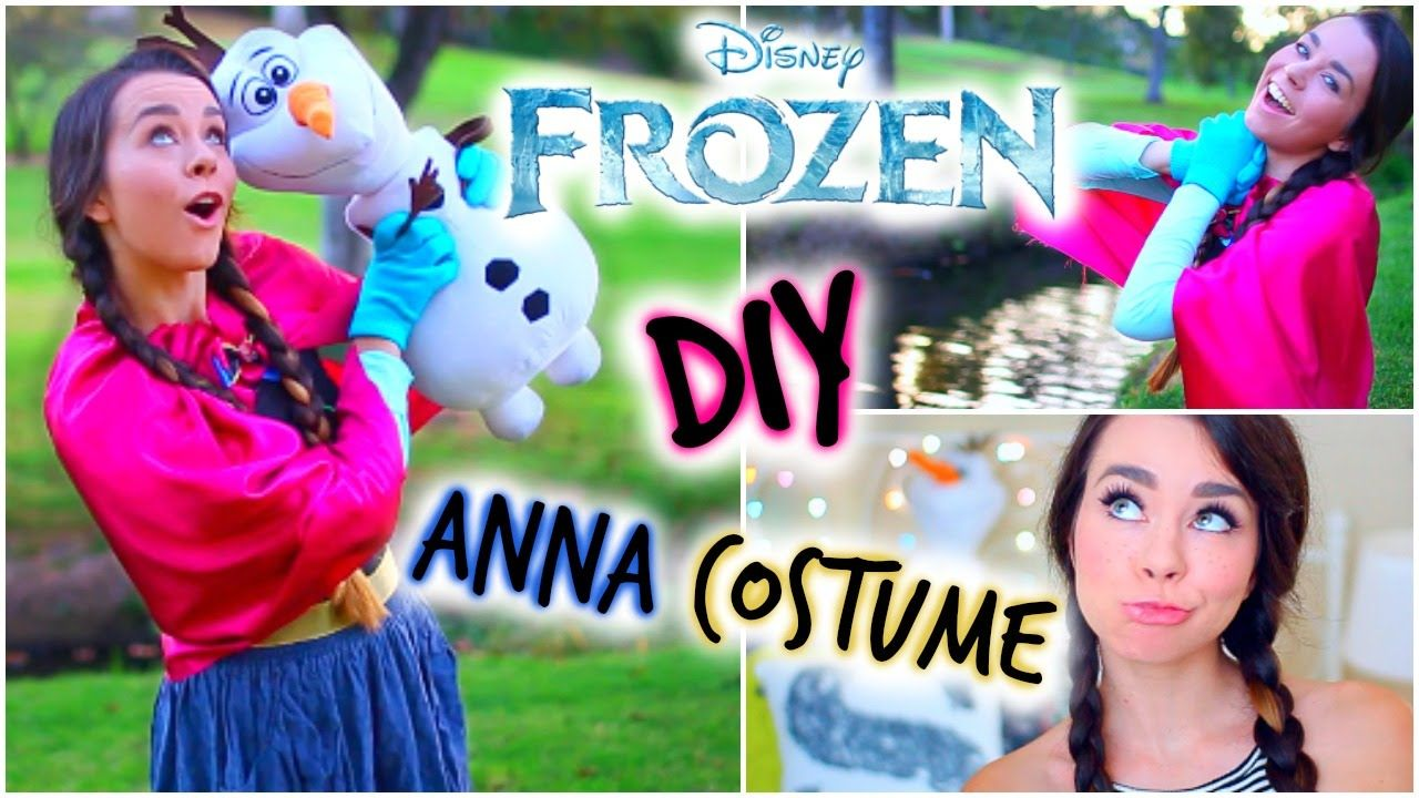 Diy frozen anna halloween costume easy affordable im doing this diy frozen anna halloween costume easy affordable im doing this for baditri Image collections