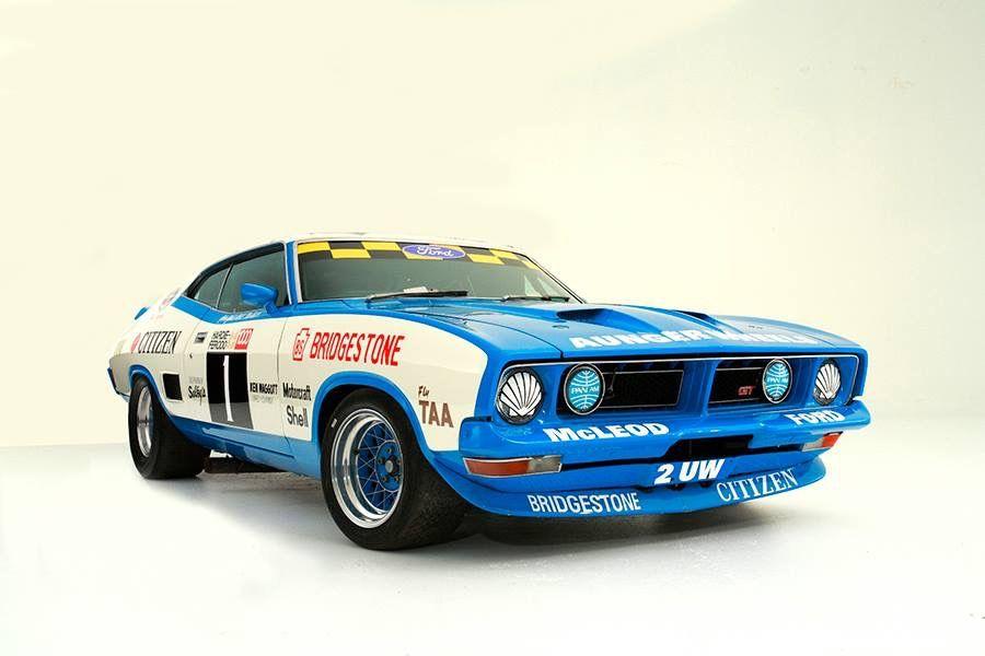 Pin by Doug Iddon on Racing Falcon GT Australian cars
