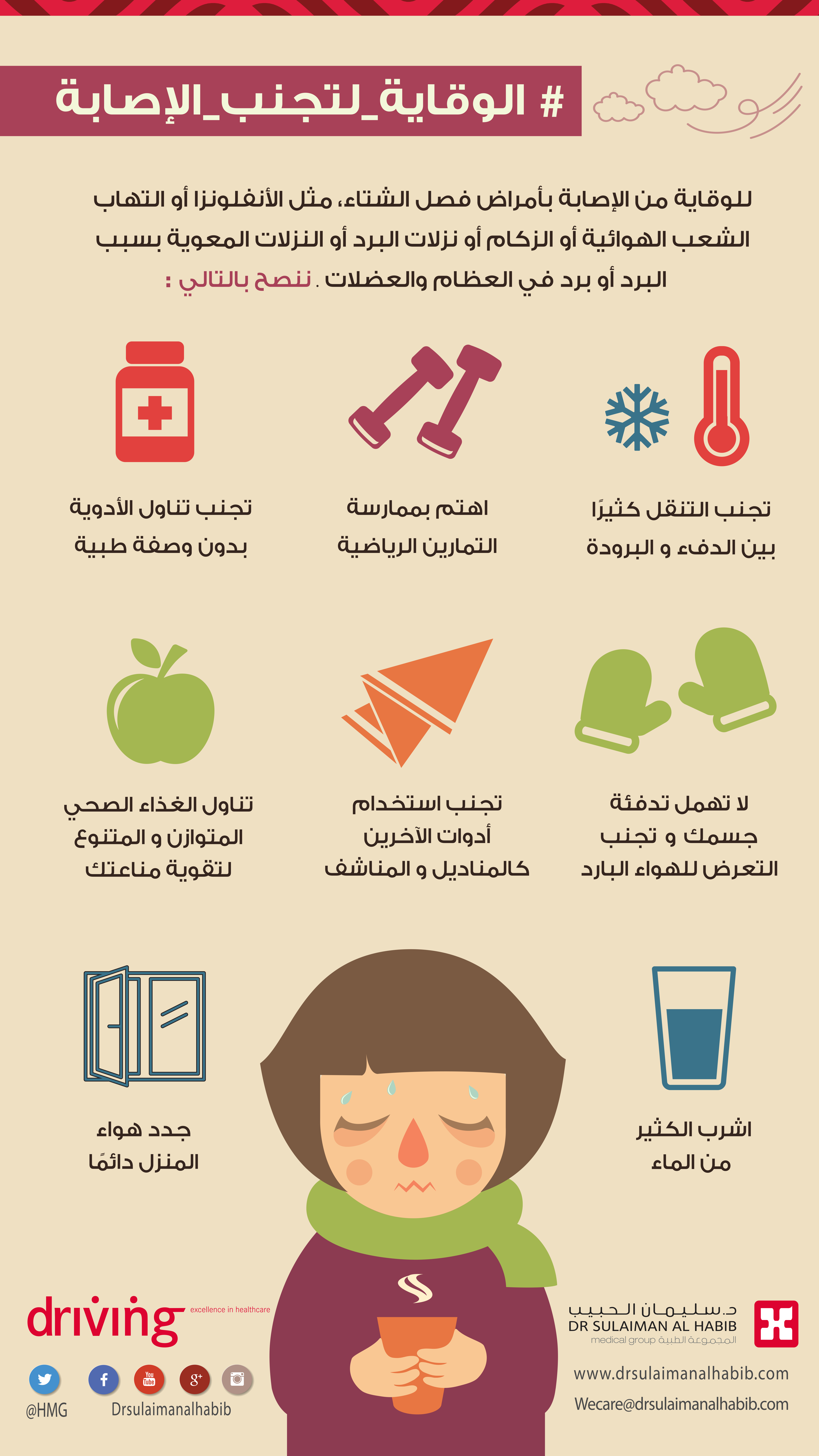 Pin By Dr.Sulaiman AL-Habib Medical G On Health Tips