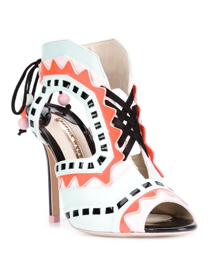 SOPHIA WEBSTER Lace-up Stiletto Sandals   Buy ➜ http://shoespost.com/sophia-webster-lace-up-stiletto-sandals/