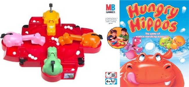 Hungry Hungry Hippos Hungry Hippos My Childhood Memories Kids Memories