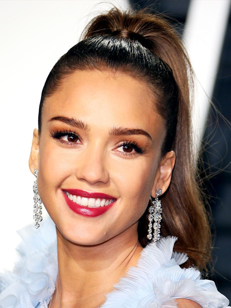 Hands Down These Are Jessica Alba's Best Makeup Looks