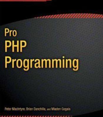 PDF EN PHP PROGRAMMING EPUB
