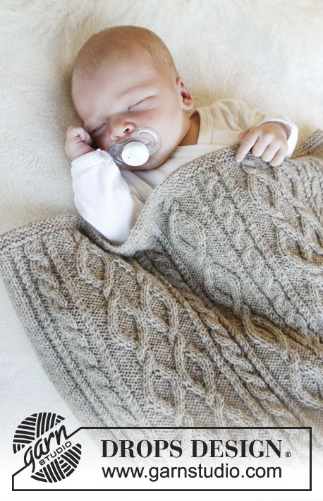 Photo of Afternoon Nap / DROPS Baby 31-16 – Kostenlose Strickanleitungen von DROPS Design