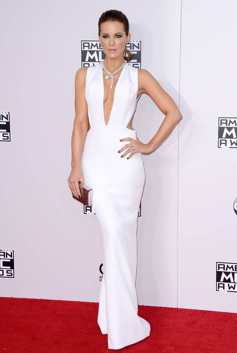 2011 American Music Awards Red Carpet Dress Pictures