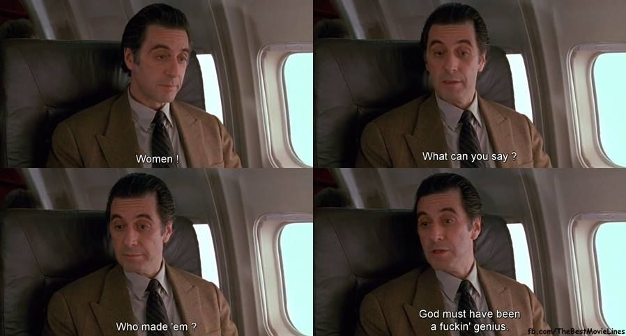 Best Scent Of A Woman Quotes