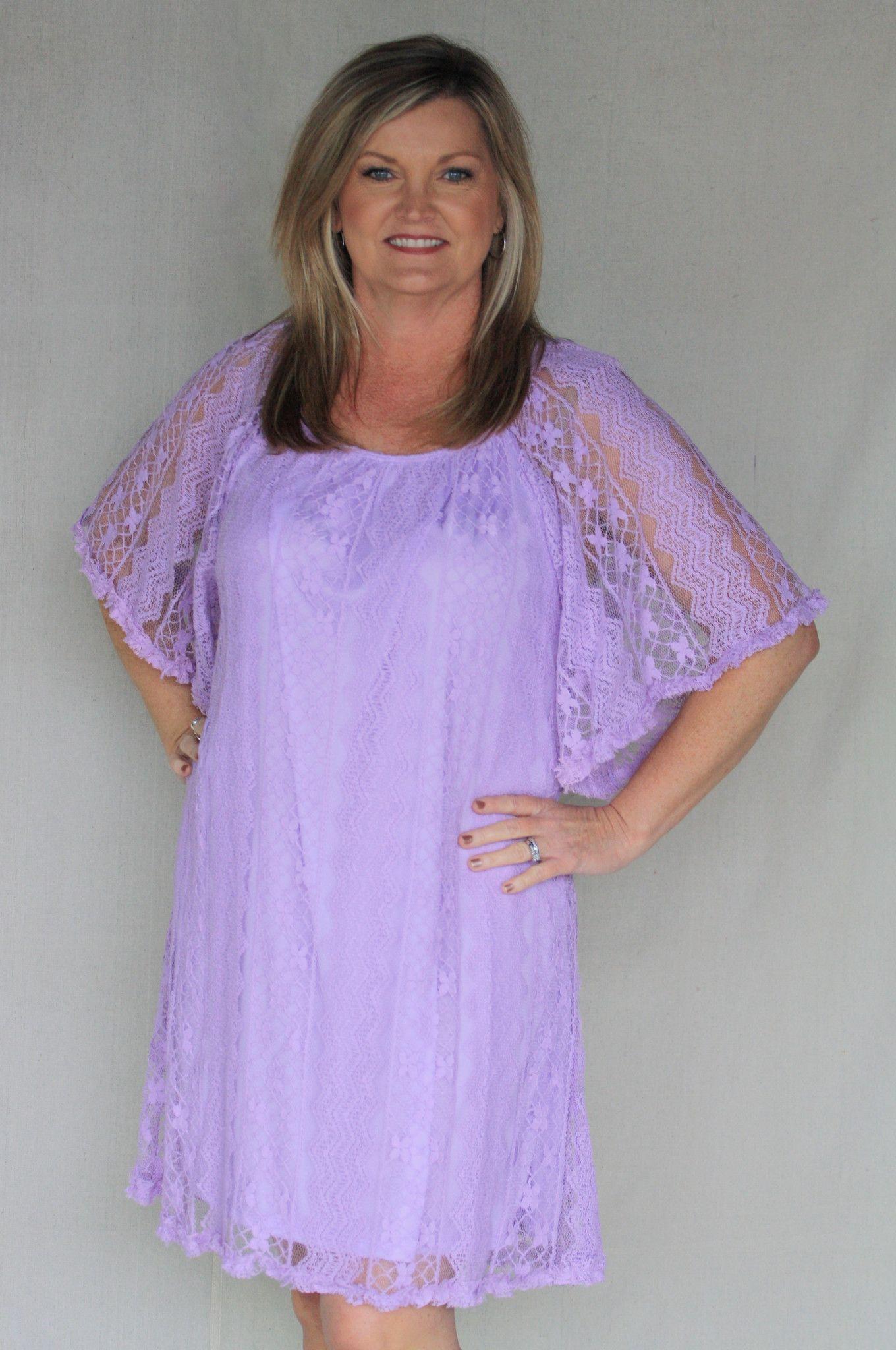 Second marriage wedding dresses plus size  Lavender Dreams Dress CURVY  Products  Pinterest  Dream dress