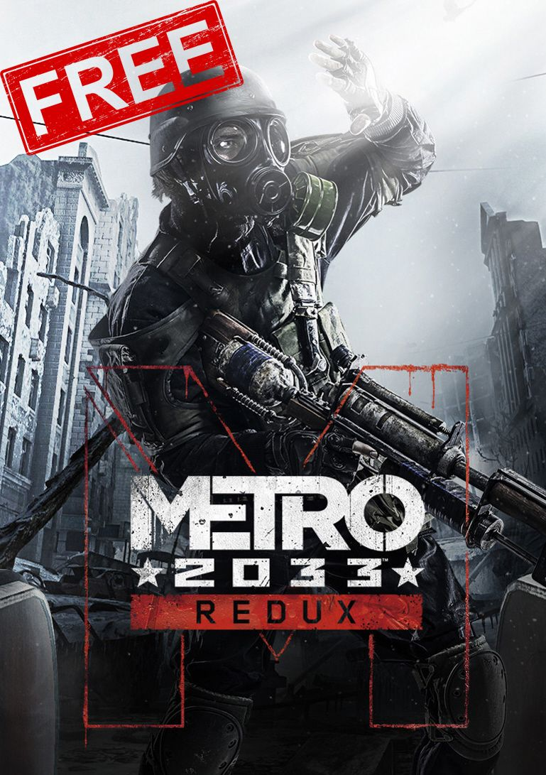 Free Steam Games - Metro 2033  Earn Free Steam Games by