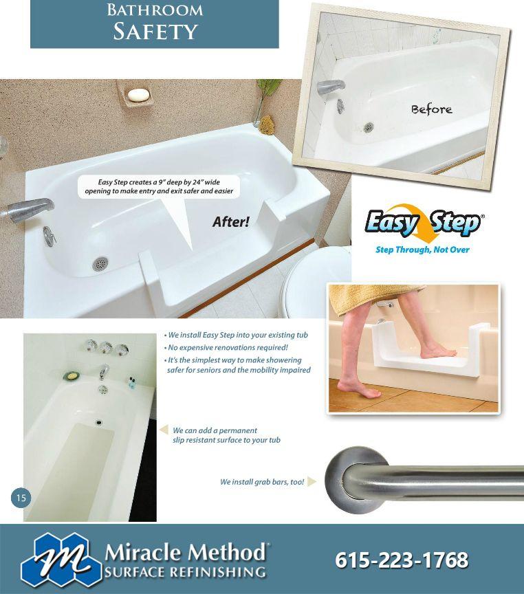 Pin By Miracle Method On Remodeling Handicap Bathroom