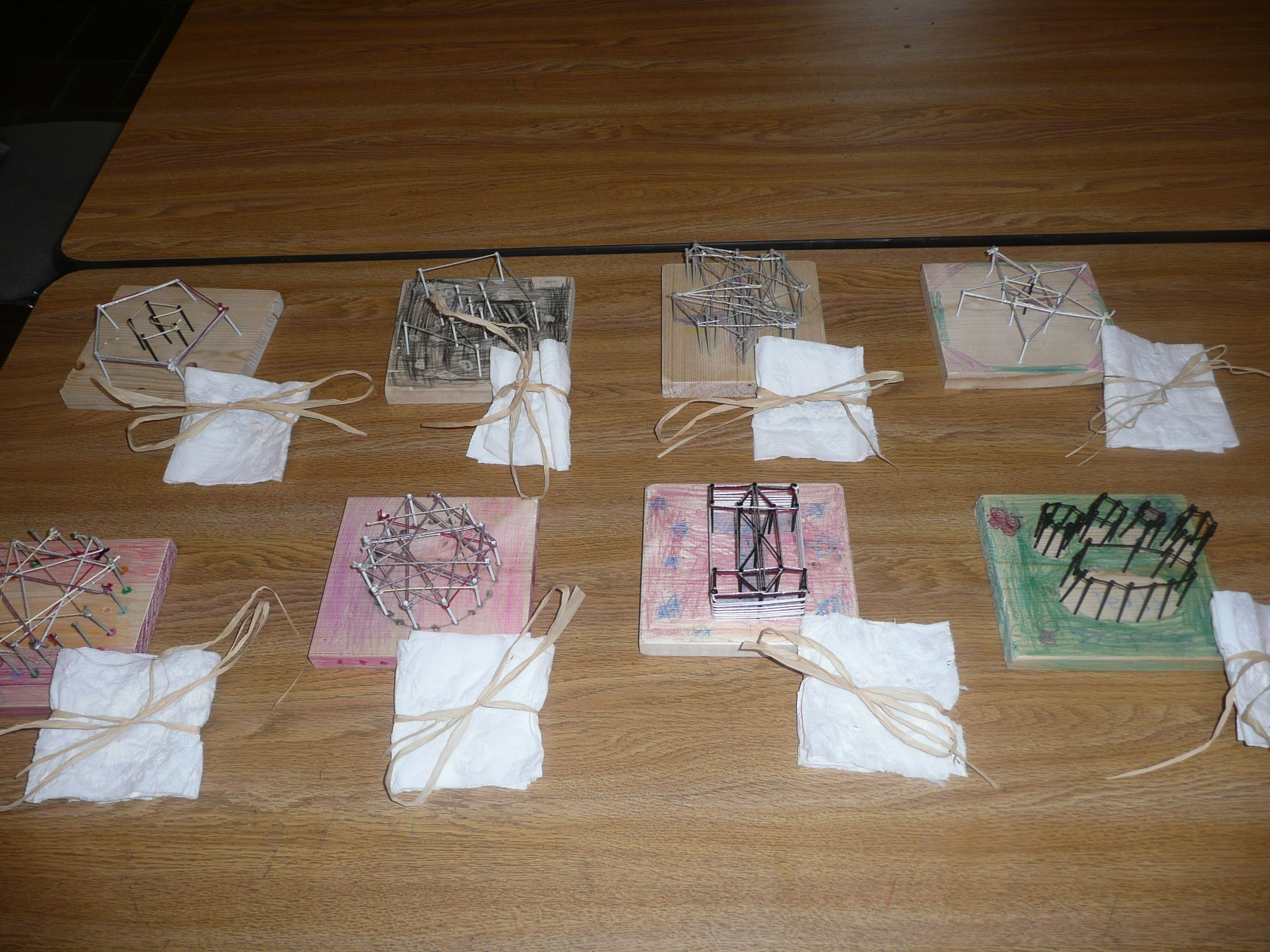 Crafts from Camp Grow, Meadowlark Botanical Gardens. Vienna, VA ...