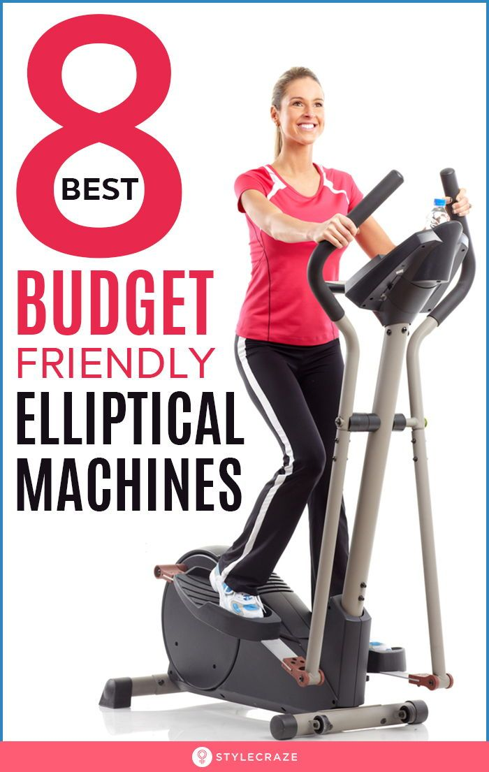 8 Best Budget Elliptical Machines – Reviews And Buying ...