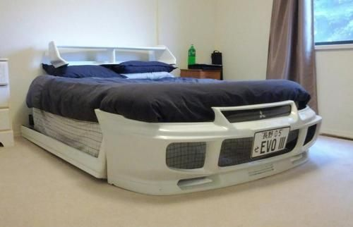 Jdm Bed Automotive Decor Car Furniture Automotive Furniture