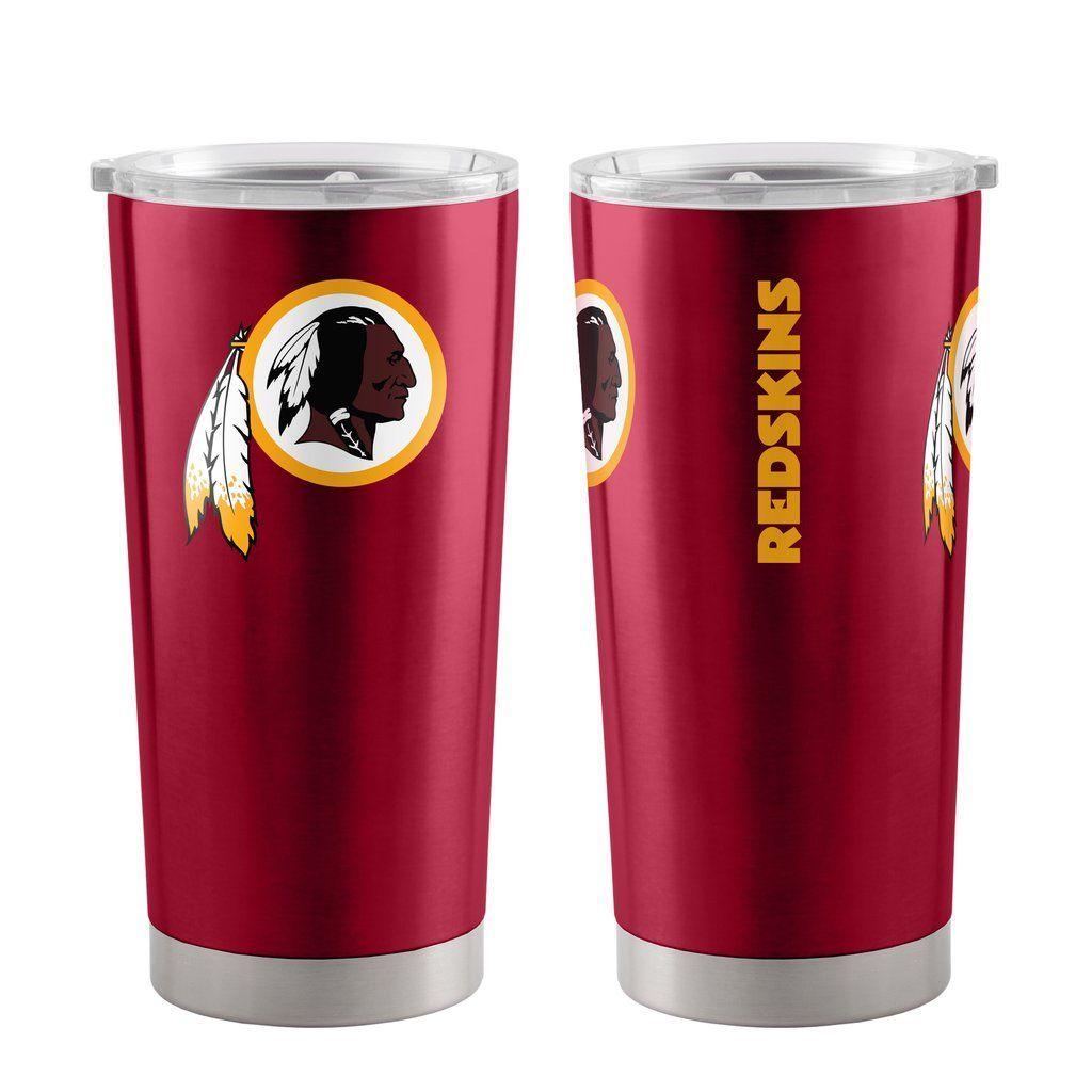 NFL New England Patriots 20oz Heavy Duty Glass Kraft Mug