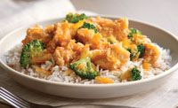 Success - Express Orange Chicken - Success® ... the 10 minute, no mess, no measure, boil-in-bag rice.
