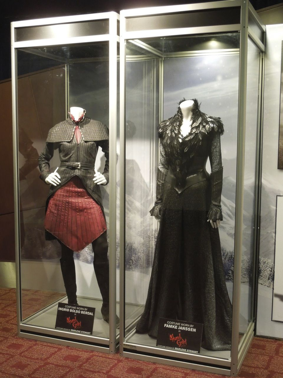 Hansel & Gretel: #Witch Hunters movie costumes ~ Love the witches ...