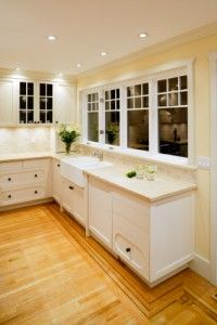 wonderful yellow kitchen walls cream cabinets | Behr Provence Cream - master bedroom color | Yellow ...