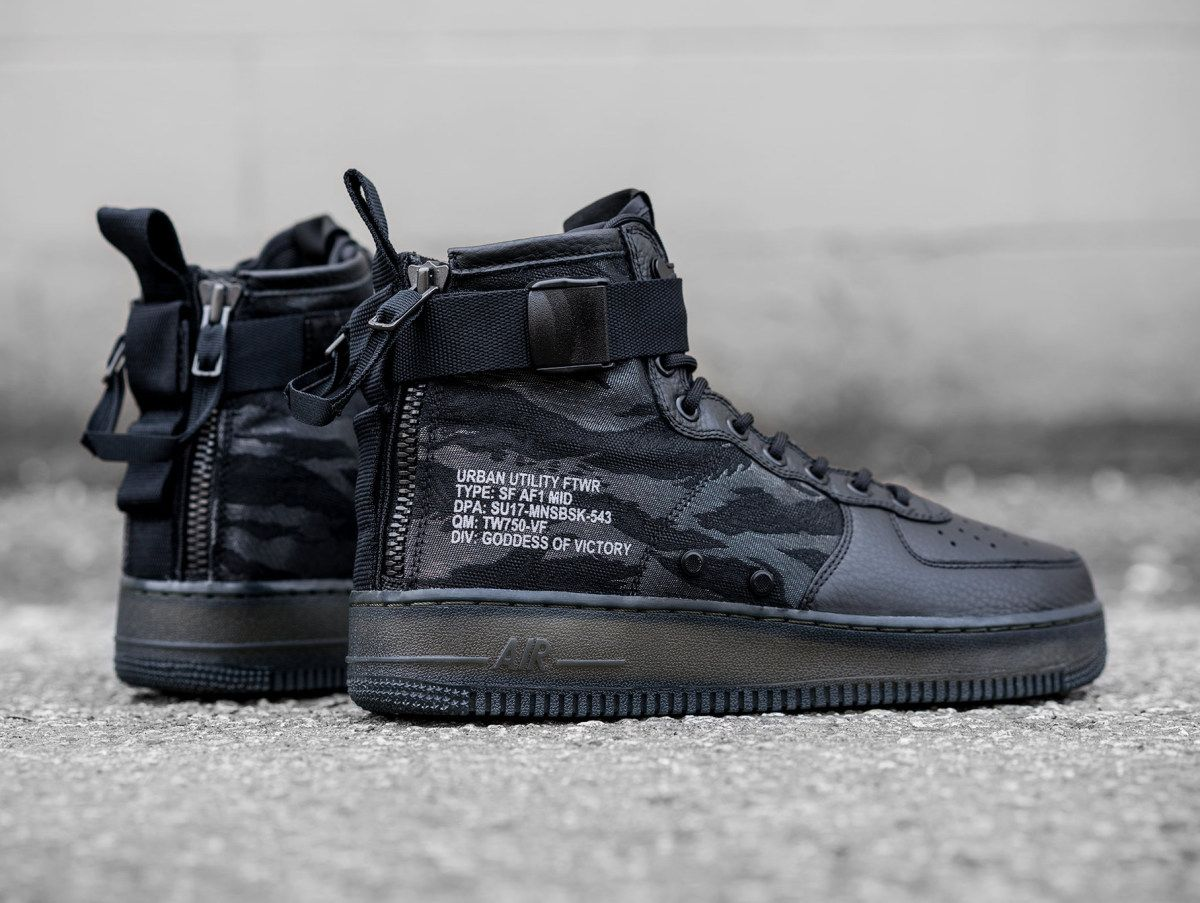 Nike's tactical inspired Special Field Air Force 1 gets a