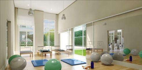 Como decorar una sala de yoga mi espacio yoga - Salas de meditacion ...