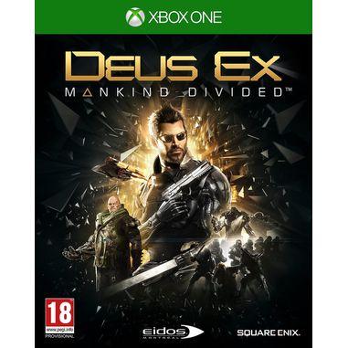 Square Enix Deus Ex: Mankind Divided, Xbox One