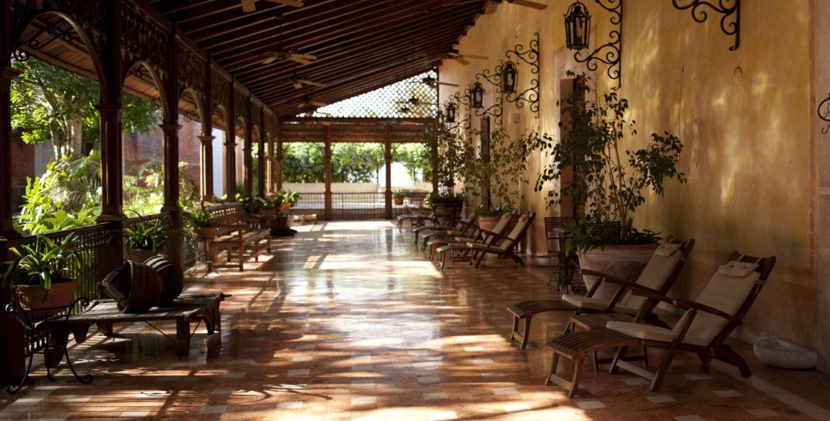 Gallery hacienda xcanatun merida mexico casa alegre for Decoracion de casas tipo hacienda