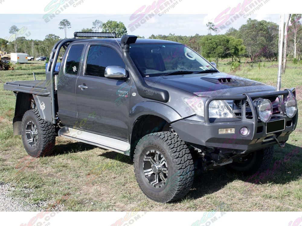 3 Inch Lift Kit Toyota Hilux 2