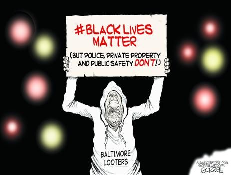 Image result for black lives matter cartoon