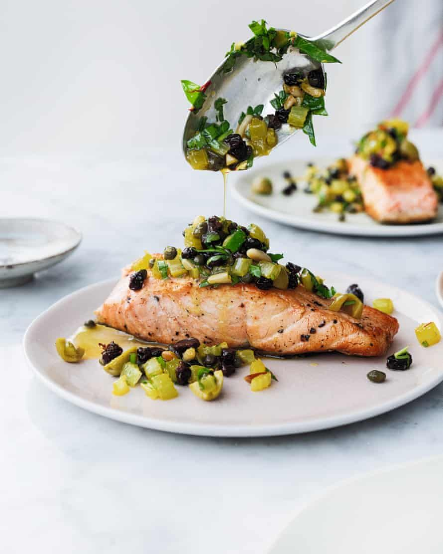 Easy Does It Seven Simple New Yotam Ottolenghi Recipes