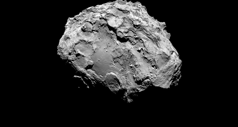 Rosetta Landung