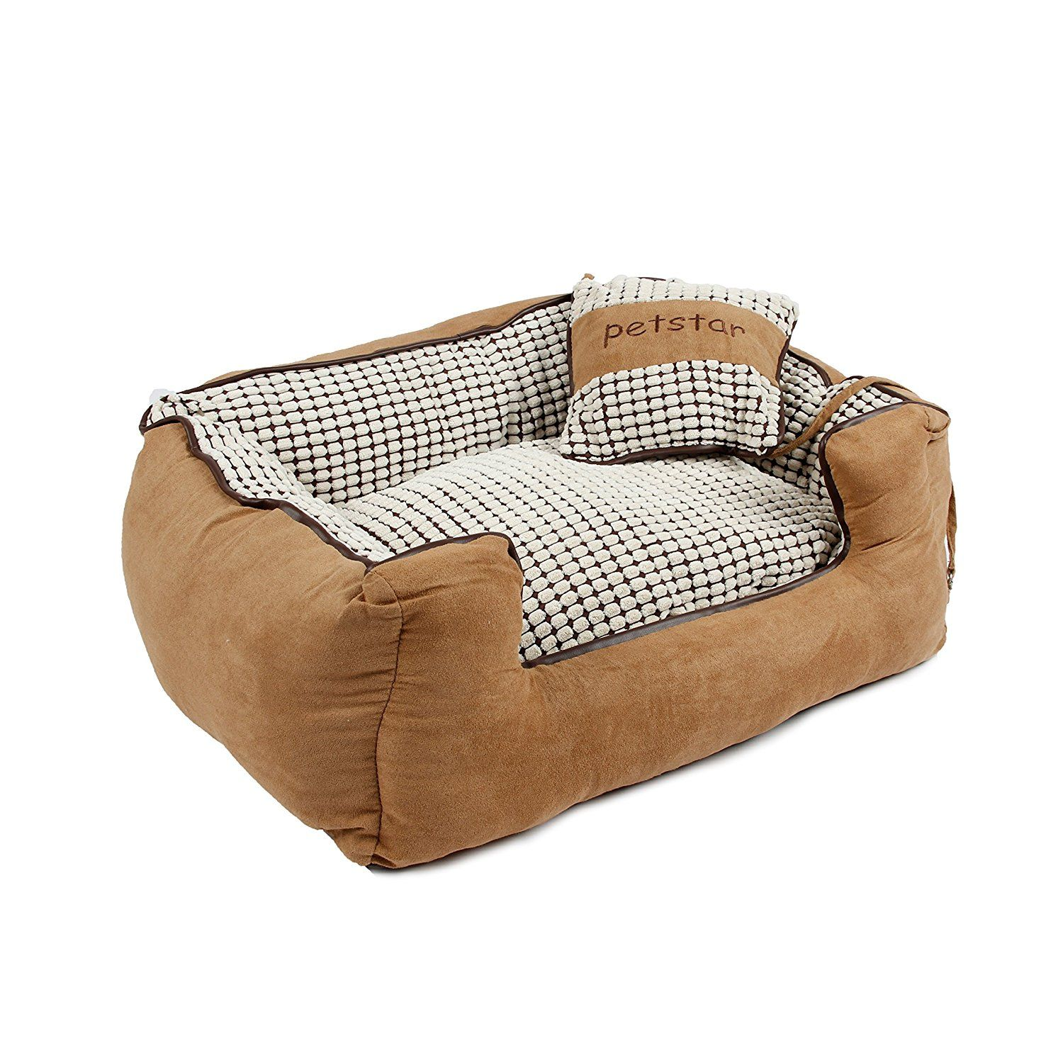 Can be Machine Washable Soft Color Pet Bed Cat Cofa (29.5