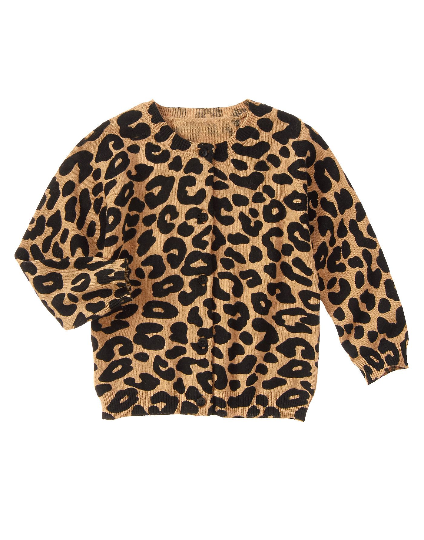 Leopard Cardigan at Gymboree (Gymboree 3m-5T) | Baby | Pinterest ...
