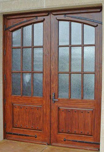 Custom Wood Doors Divided Lite - Doors by Design - Daphne, Alabama ...