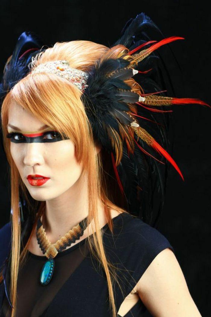 1001+ bonnes idées pour le maquillage indienne Makeup