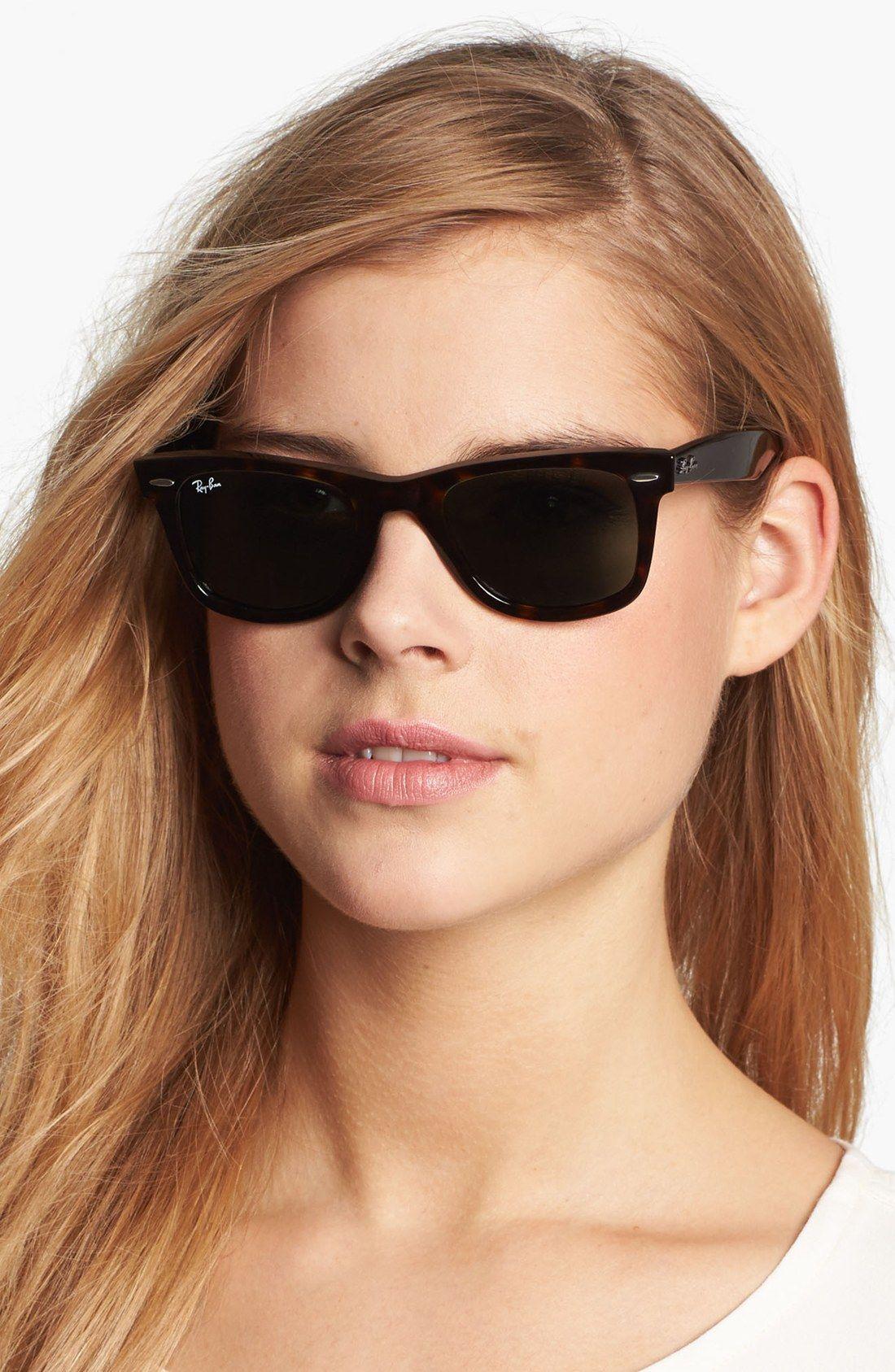 1e0a12ebe12ceb Ray-Ban  Classic Wayfarer  50mm Sunglasses   Jewelry, Shoes, and Purses