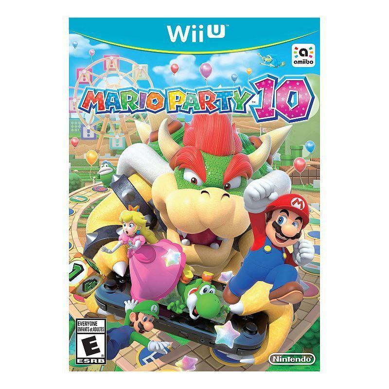 Mario Party 10 For Nintendo Wii U Products Juegos De Wii U Wii