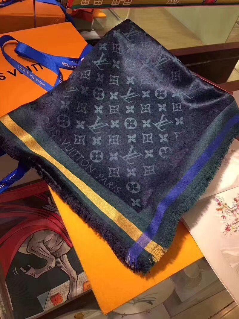 Louis Vuitton lv scarf shawl cape   foulards   Pinterest   Lv scarf ... 9d929207787